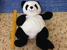 "12"" Cute Panda Backpack W Companion Stuffed Panda, Great Condition"