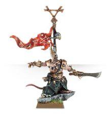 Warhammer Fantasy/Age of Sigmar Skaven Warlord NIB