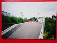PHOTO  PETERBOROUGH RAILWAY STATION12/5/96 NENE VALLEY RAILWAY
