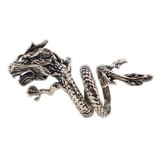 Creative Punk Style Dragon Design Opening Adjustable Ring Cool SSI