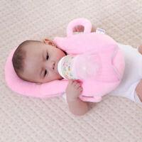 Baby Nursing Breastfeeding Layered Adjustable Cushion Infant Feeding Pillow W