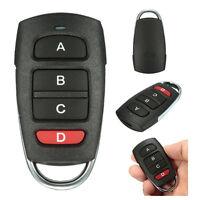 4 Buttons Cloning  Garage Door Remote Control Key Fob 433mhz Universal*k