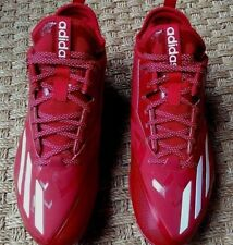 New Adidas Energy Boost Icon 2.0 Metal Men's Baseball red Cleats B72823 size 11