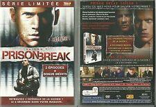 DVD - PRISON BREAK ( SAISON 1, EPISODES 1 et 2 ) / COMME NEUF