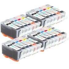 24 Ink Cartridge (6 Set) to replace Canon PGI-525 & CLI-526 Compatible for PIXMA