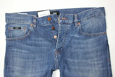 NEU - Hugo Boss - Maine 1-5   W32 L34 - Regular Straight  Stretch Jeans - 32/34