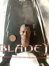 Hot Toys Blade II Blade MMS113 Head Sculpt loose 1/6th scale
