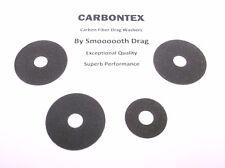 DAIWA REEL PART Saltist BG20H - (4) Smooth Drag Carbontex Drag Washers #SDD103