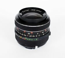Vivitar 35mm f/2.8 Auto Wide-Angle Lens for Minolta