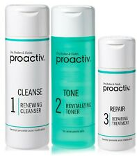 Proactiv 3 Step Acne Treatment System 30 day