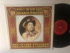 Willie Nelson LP Red Headed Stranger