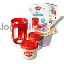 EasiYo Korb & Behälter für den 1kg Joghurtbereiter