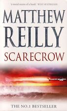 Scarecrow By Matthew Reilly (MMP Paperback, 2005)