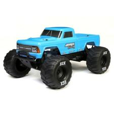 ECX Amp Crush 2WD Monster Truck 1/10 Brushed 2,4GHz RTR, blau - ECX03048IT1