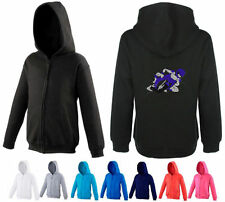 Unbranded Personalised Hoodies (2-16 Years) for Girls