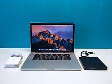ULTIMATE 15 MacBook Pro Retina / AppleCare Warranty / 2.5Ghz Core i7 / 2014-2015