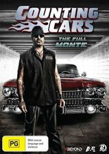 The Counting Cars - Full Monte (DVD, 2015, 2-Disc Set) Region 4