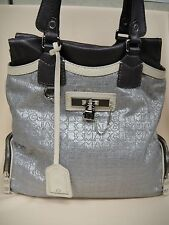 Authentic Marc by Marc Jacobs Large Leather Signature Triple Compartment Handbag