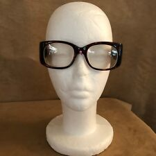 Cutler & Gross London Large 1980s Vintage frames Tortoise Eye glasses 0251 brown