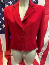 Giacca Moschino Coat Jacket Tg 46 Perfect Blazer Vintage