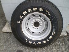 NEW OEM UNUSED SPARE TIRE & RIM 83-91 CHEVY K5 BLAZER GMC JIMMY 31X10.5X15 TRUCK