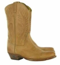 77c28d93b01 Men's Cowboy Boots with Upper Leather for sale | eBay