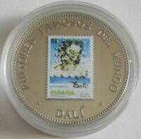 Äquatorialguinea 1000 Francos 1994 Maler Salvador Dalí