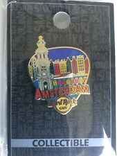 Pin Hard Rock cafe Amsterdam GREETINGS FROM SERIE PIN