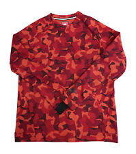 Nike Tech Fleece Camo Crew Sweat Shirt 823501 Jumper 074