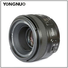 YongNuo Fixed/Prime YN50MM f/1.8 Large Aperture Auto & M Focus Lens For Nikon