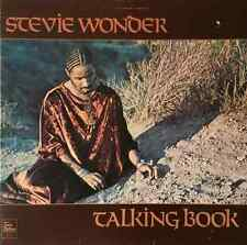 STEVIE WONDER - Talking Book (LP) (G+/G+)