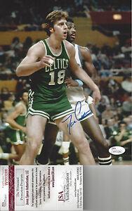 Boston Celtics HOF Dave Cowens  autographed 8x10 action  photo JSA Certified