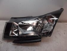 nv70301 Chevy Cruze 2011 2012 2013 2014 2015 Left Driver Side Headlight OEM