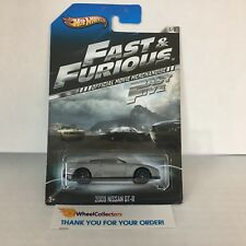 #11  2009 Nissan GT-R * Hot Wheels Fast & Furious first Release * b2