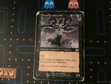 Visara La Formidable the Dreadful Carnage Card Magic MTG Rare Vf Fr