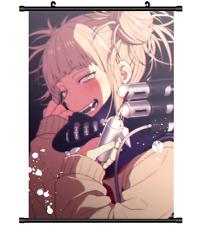 B4430 Boku no Hero Academia Toga anime manga Wallscroll Stoffposter 25x35cm