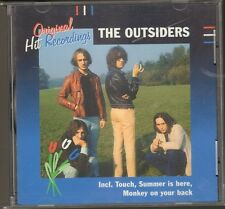 OUTSIDERS Original Hit Recordings NEW CD 17 track TOUCH Lying All The Time
