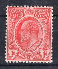 GOLD COAST 1908 - SC# 66 MINT NEVER HINGED