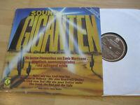 LP Sound Giganten Ennio Morricone Filmmusiken Vinyl K-tel TG 1271