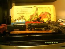 Lionel Trains Boxed set #1609 246 Steam Freight set-good working condition