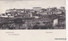 # LUGNANO IN TEVERINA: PANORAMA  - 1934