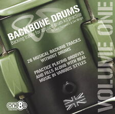 Backbone Drums - Backing Tracks for drum kit - Various styles and tempos
