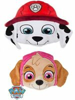 NEW KIDS PAW PATROL SHAPED CUSHION MASHALL/ SKYE OFFICIAL LICENSED GIFTS