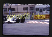 1979 Clay Regazzoni #28 Williams - Long Beach GP - Vintage 35mm Race Slide