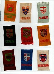 Imperial Tobacco Silks Lot of 33