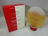 CLARINS EAU DYNAMISANTE GEL MOUSSANT DOCCIA SHOWER GEL 150ML. OLD FORMULA.