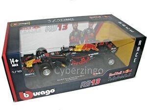 Red Bull Racing Tag Heuer RB13 Max Verstappen Bburago 1:18 Model Car NEW IN BOX