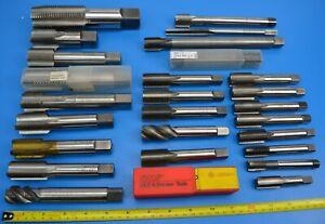 Metric Fine HSS Taps Dormer Paradur M6 M12 M14 M16 M20 M22 M25 M26 M30 - select: