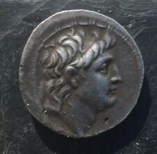 Tétradrachme Antiochos VII