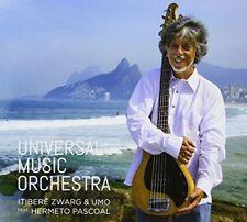 Zwarg,Itibere / Umo - Feat Hermeto Pascoal [New CD] Brazil - Import